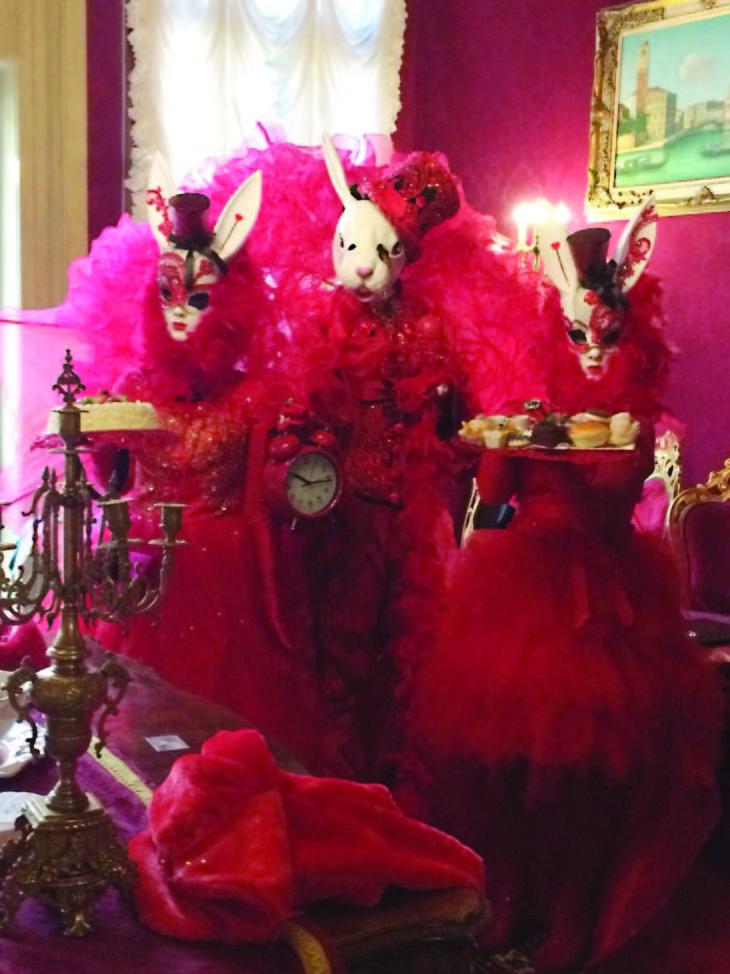 La miglior maschera del Carnevale di Venezia 2018 è del castellano Simone Fracca