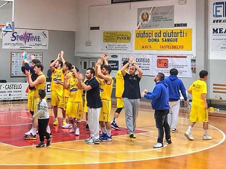 Basket C Gold, troppo forte Fiorenzuola per Castel Guelfo