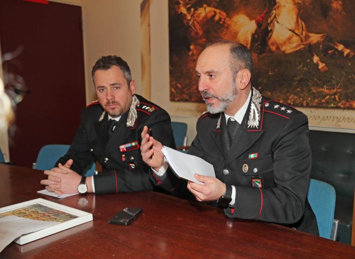 Ladro e pusher in manette grazie ai servizi ad alto impatto dei Carabinieri. Guarda il video