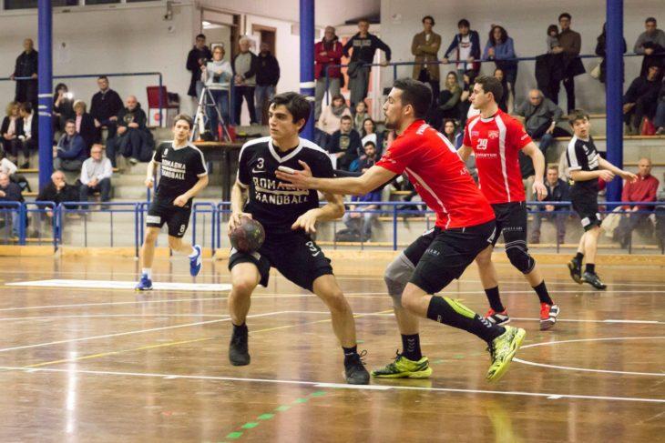 Pallamano serie A: il Romagna Handball chiude con una sconfitta la stagione regolare, ora i play-out