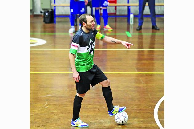 Futsal serie A, intervista al capitano di Imola-Castello Igor Vignoli