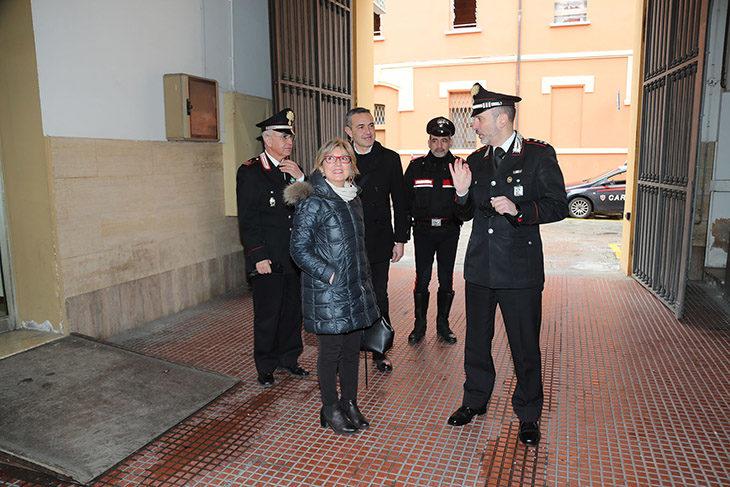 I risultati dei servizi aggiuntivi di polizia e carabinieri, il commento della commissaria Cogode