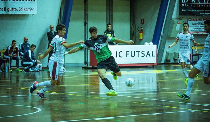 Futsal serie A, Imola-Castello vede Napoli (e i tre punti) poi… perde nei minuti finali