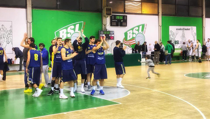 Basket C Gold, questa volta la volata sorride a Castel Guelfo
