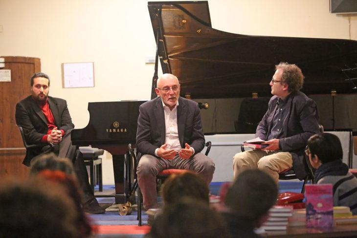 CooperAttivaMente, l'intervento di Paolo Rumiz che racconta l'Armata della musica: «La European Spirit of Youth Orchestra, metafora dell'Unione»