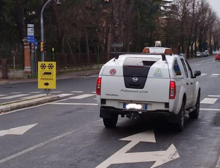 Maltempo, revocato il divieto di circolazione per i mezzi pesanti anche su via Emilia e A14