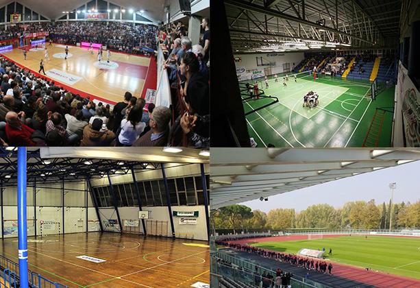 Guida sportiva ai principali appuntamenti del fine settimana (calcio dilettantistico rinviato)