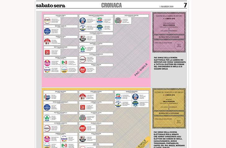 """Elezioni politiche, è arrivato il """"bollino antifrode' sulle schede elettorali"""