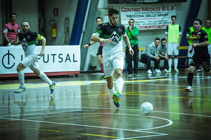 Futsal serie A, Imola-Castello non si è fermata a Eboli