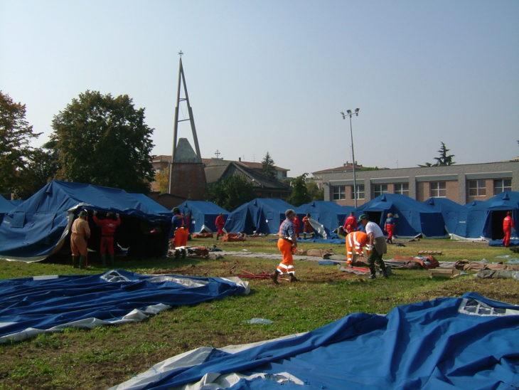 Calamità, un sisma per finta in programma a Castel San Pietro