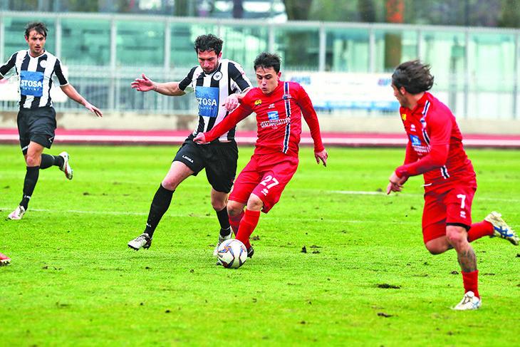 Coppa Italia di Serie D, domani è il giorno dei quarti tra Imolese e Campodarsego