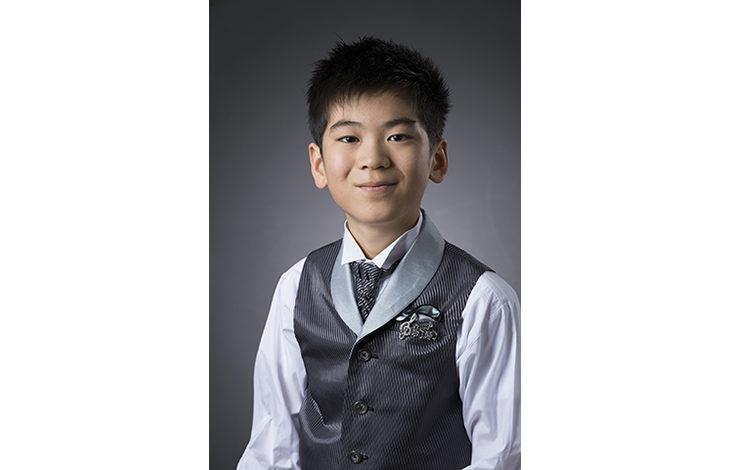 Viene dal Giappone un piccolo grande talento del pianoforte