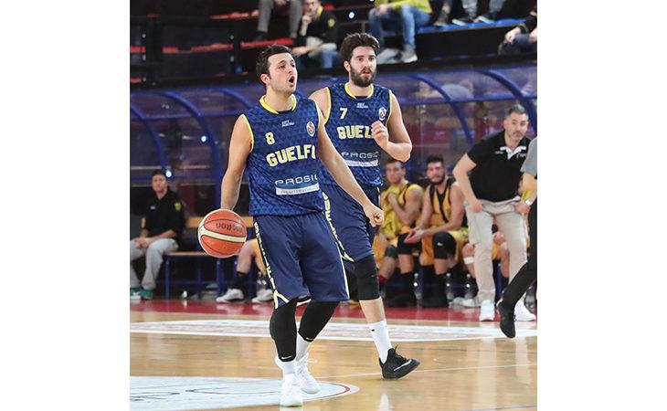 Basket C Gold, Castel Guelfo cede solo sui titoli di coda alla Salus