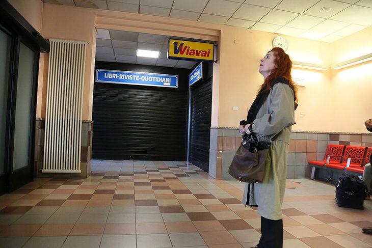 La stazione ferroviaria alla ricerca di un nuovo edicolante. C'è tempo fino al 26 marzo per le offerte
