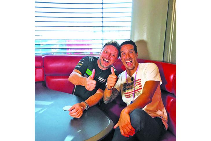 Motomondiale, domenica si riparte dal Qatar. Fausto Gresini: «Ora i tempi sono maturi per il titolo»