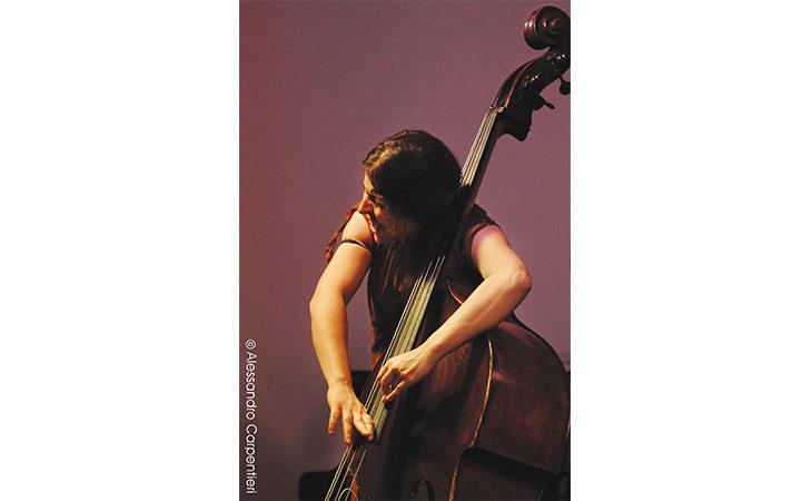 Jazz, due giorni di musica a Dozza con la contrabbassista Silvia Bolognesi