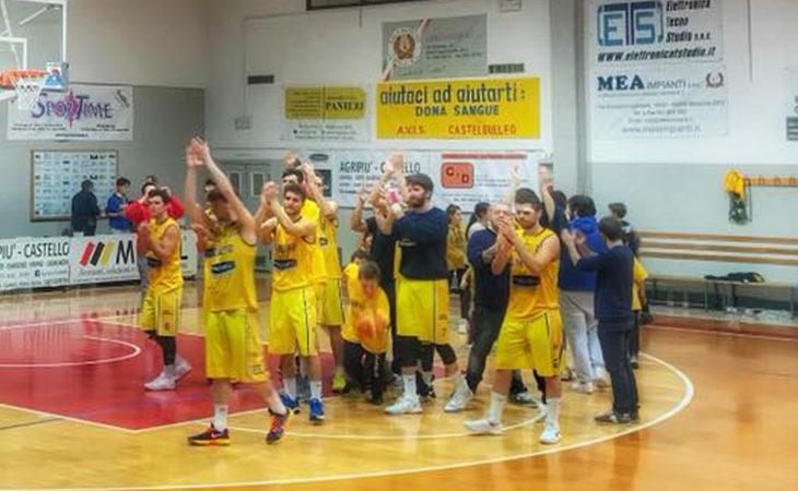 Basket C Gold, due punti che profumano di salvezza per Castel Guelfo