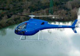 """Zefir, il nuovo elicottero leggero della Curti, """"vola' in Germania per la fiera Aero"""