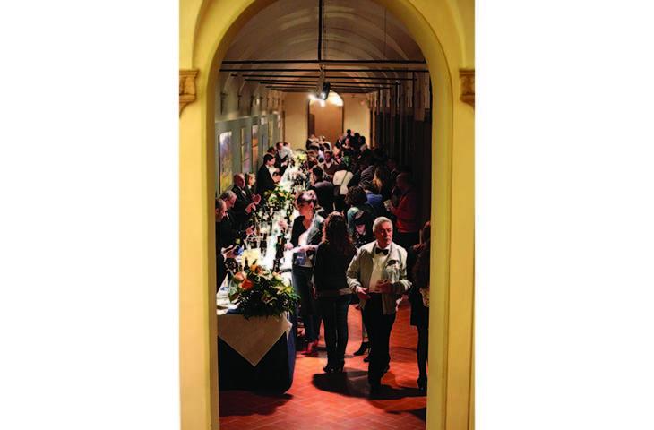 Arrivano a Imola i grandi vini di Voluptates, gusto e beneficenza
