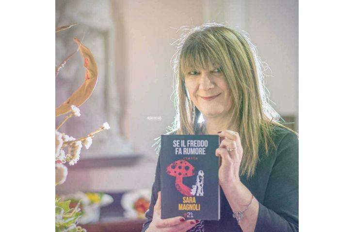 Luca Occhi intervista Sara Magnoli su «sabatosera.it» e alla Mondadori