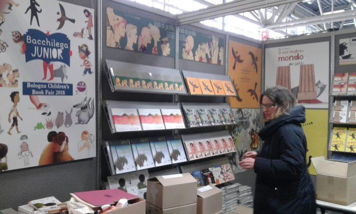 Bacchilega Junior al Bologna Children's Book Fair: ci trovate allo stand A/52 padiglione 26