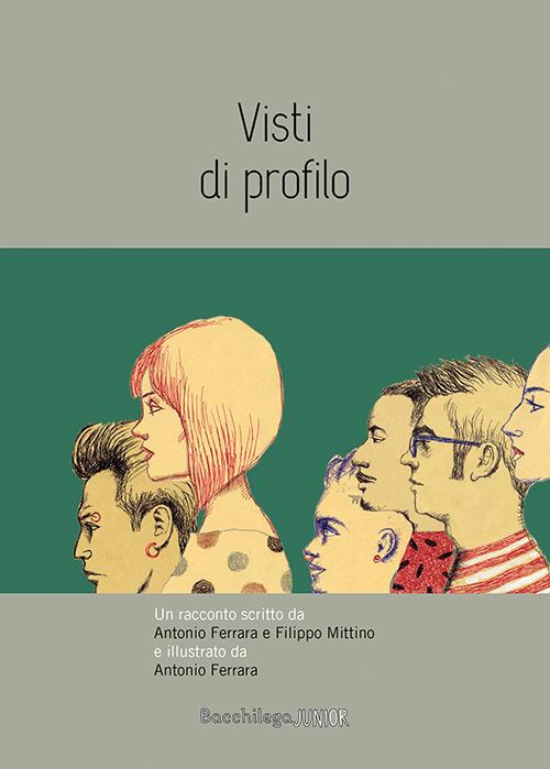 Bacchilega Junior presenta Visti di profilo domani nella prestigiosissima Libreria.Coop Zanichelli di Bologna