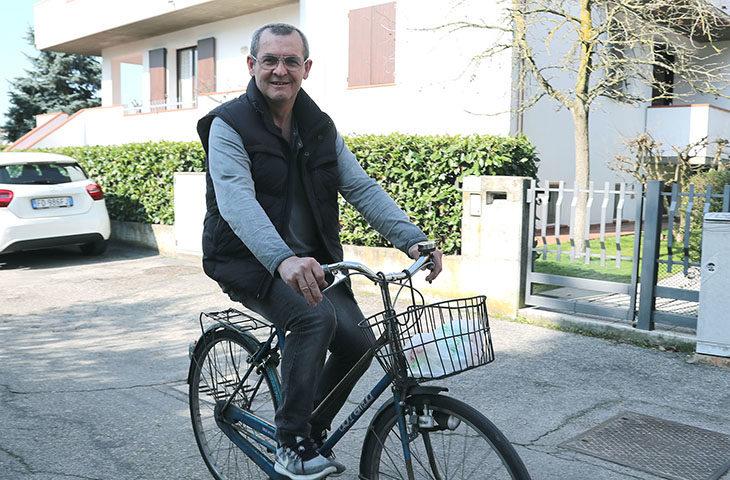 L'ex ciclista Fabiano Fontanelli racconta la sua battaglia contro il Parkinson