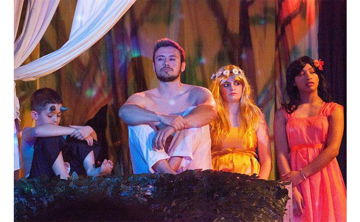 A Casalfiumanese è tornata la rassegna «A teatro con Nilo» dedicata a Danilo Poggiali
