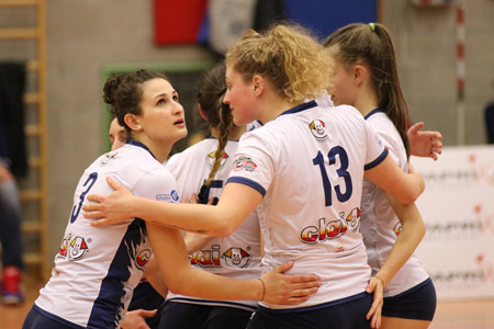 Volley B2 femminile, Csi Clai Imola brilla un'Idea play-off