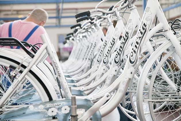 Cresce l'export italiano di bici, ma Maurizio Bombi di Cicli Cinzia ha dubbi sul futuro