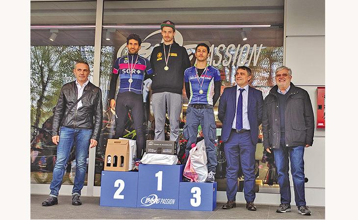 «Duathlon Sprint», terzo posto per Fabio Galassi dell'Imola Triathlon