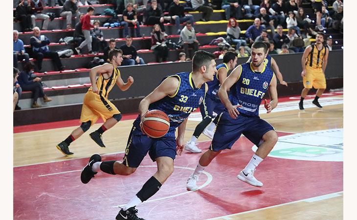 Basket C Gold, la tripla di Grillini sulla sirena regala a Castel Guelfo il successo in gara-1 play-off