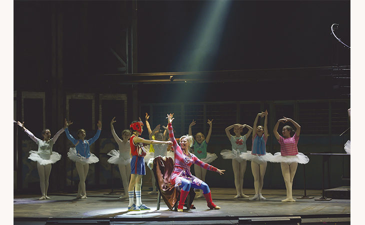 Il musical «Billy Elliot» pronto a regalare emozioni allo Stignani di Imola