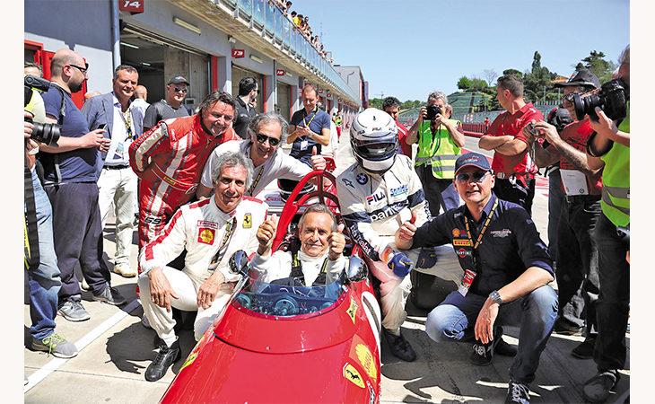 Grande successo e 20.000 presenze alla prima edizione del Motor Legend Festival. IL VIDEO