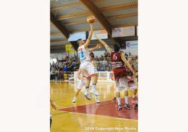 Basket C Gold, i Flying Ozzano vincono anche gara-2 e volano in semifinale play-off