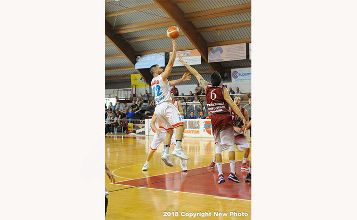 Basket C Gold, i Flying Ozzano vincono anche gara-2 e volano in semifinale play-off