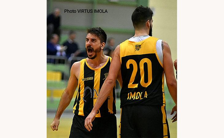 Basket C Gold, dopo due overtime la Vsv Imola stacca il «pass» per le semifinali play-off