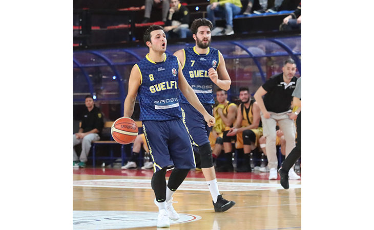 Basket C Gold, Castel Guelfo «saluta» con onore i play-off