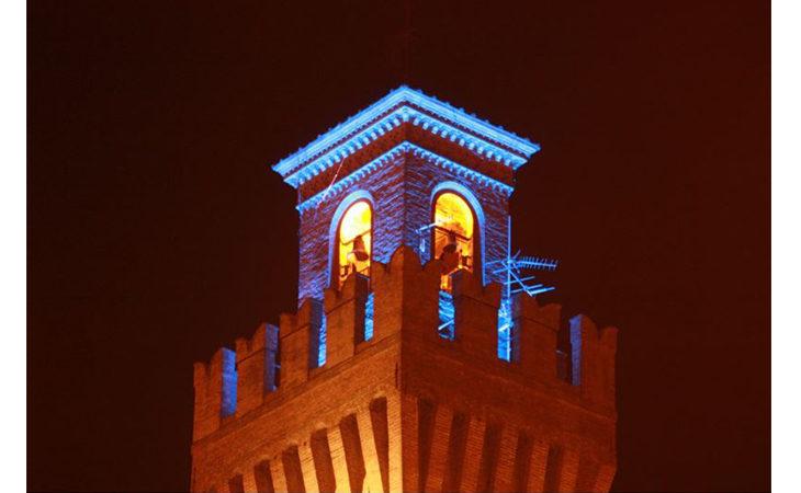 Giornata mondiale autismo, Imola e Castello si colorano di blu