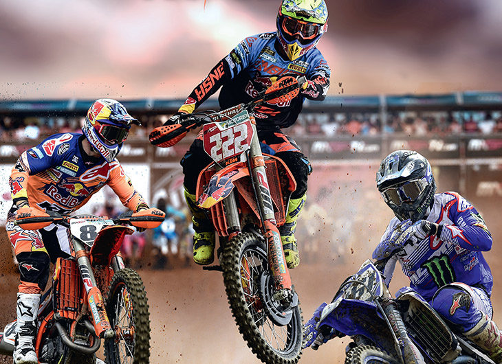"""Il Mondiale di Motocross MXGP """"promosso' alla diretta su Rai Sport"""