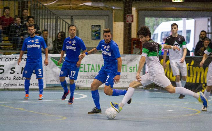 Futsal Coppa, finisce ai quarti il sogno di Imola-Castello