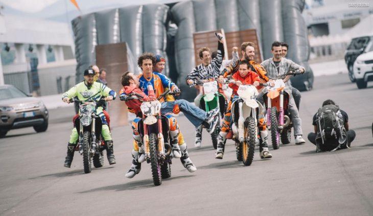 Motociclisti senza etichetta: quando la moto è vita