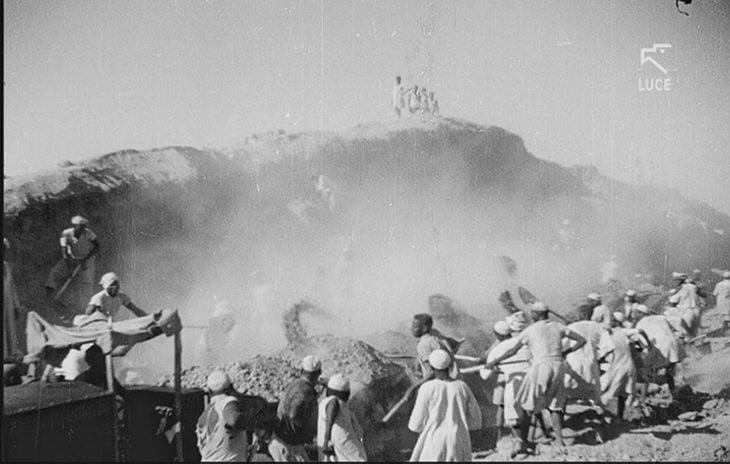 La storia degli italiani in Africa è un film, con protagonisti della vallata del Santerno