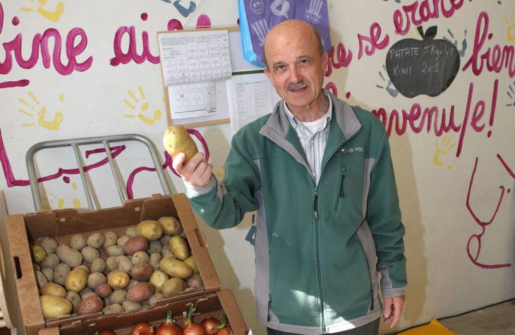 """Sergio Suzzi, presidente di No Sprechi: """"Dopo quattro anni puntiamo a crescere rispondendo meglio ai bisogni degli utenti'"""