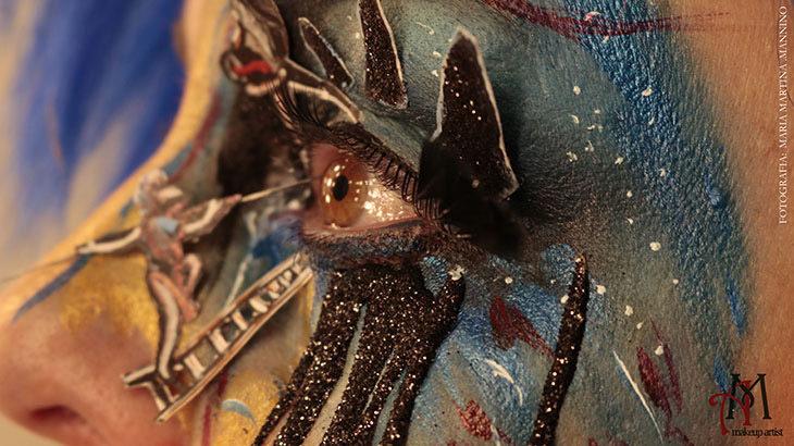 Le scenografie oculari, l'arte di Alessandra Morgante