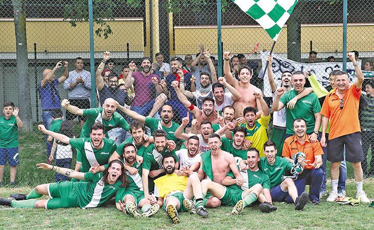 Calcio, la «sfavorita» Juvenilia trionfa senza stelle e sale in Prima categoria