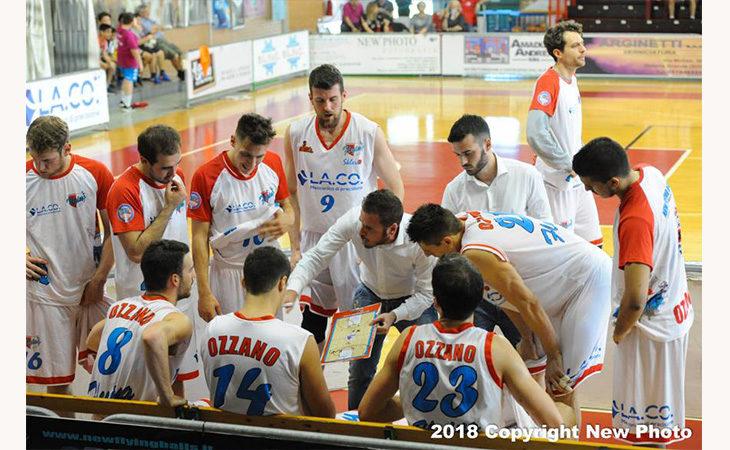 Basket C Gold, gli «imolesi» Morara e Corcelli fanno volare Ozzano in gara-1 playoff