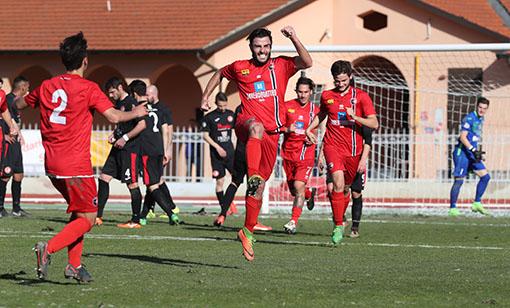 Imolese: 2-2 col Forlì, play-off con la Sangio