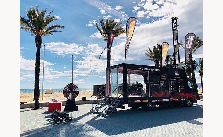Aspettando la Superbike… al Castel Guelfo The Style Outlets giochi, premi e una mini-pista per bambini