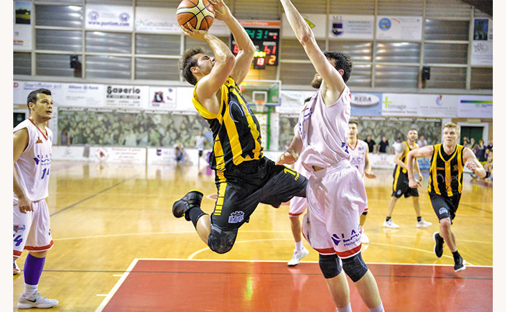 Basket C Gold, stasera gara-2 play-off tra la Vsv Imola e i Flying Ozzano